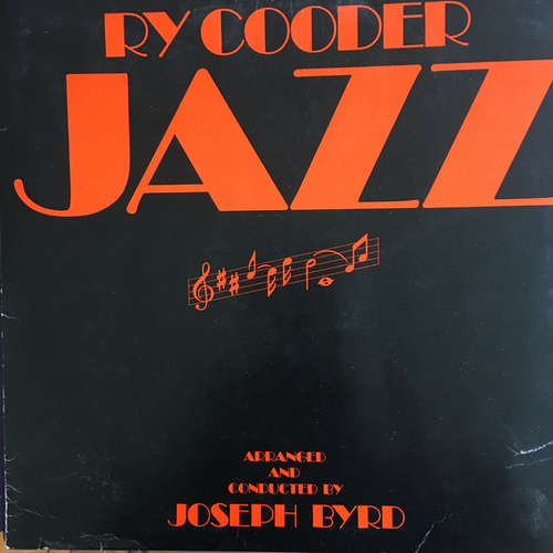 Bild Ry Cooder - Jazz (LP, Album, RP) Schallplatten Ankauf
