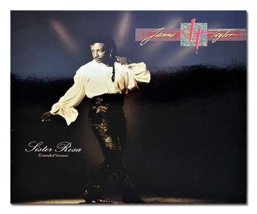 Cover James J.T. Taylor* - Sister Rosa (Extended Version) (12, Maxi) Schallplatten Ankauf