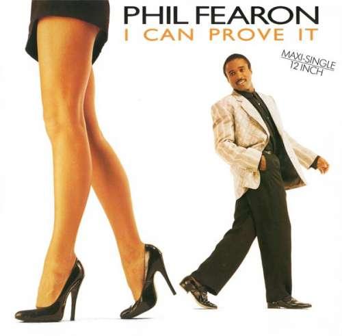 Cover zu Phil Fearon - I Can Prove It (12, Maxi) Schallplatten Ankauf