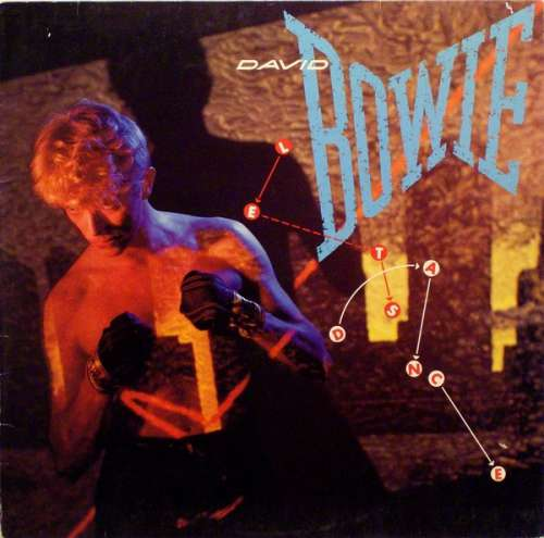 Cover David Bowie - Let's Dance (LP, Album) Schallplatten Ankauf
