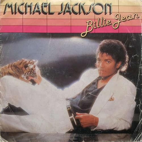Cover Michael Jackson - Billie Jean  (7, Single) Schallplatten Ankauf