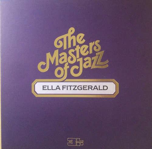 Cover zu Ella Fitzgerald - The Masters Of Jazz (3xLP, Comp + Box) Schallplatten Ankauf