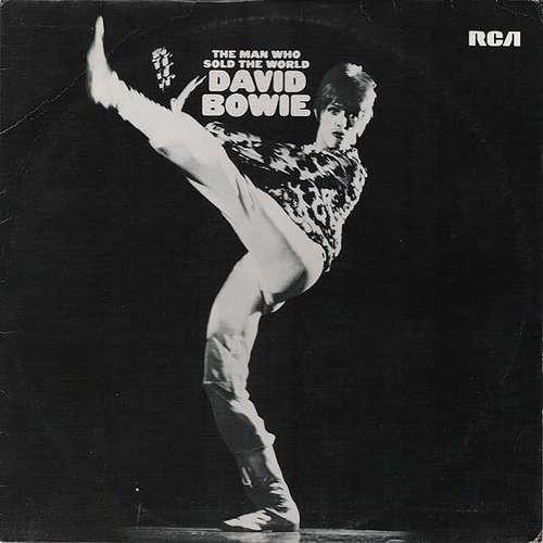 Cover David Bowie - The Man Who Sold The World (LP, Album, RE) Schallplatten Ankauf