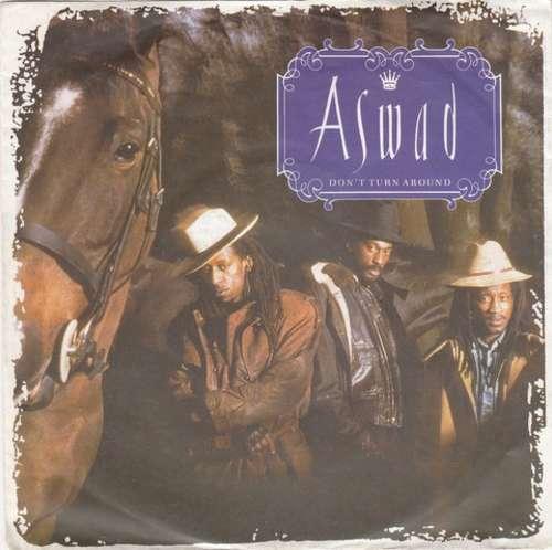 Bild Aswad - Don't Turn Around (7, Single) Schallplatten Ankauf