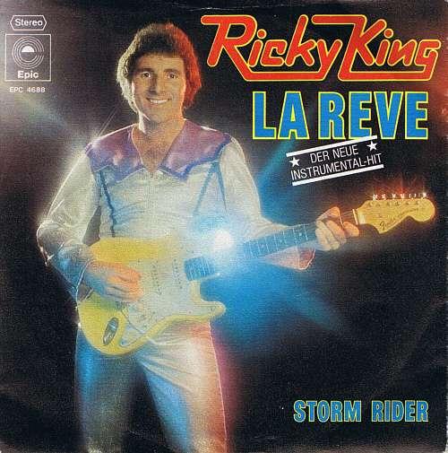 Bild Ricky King - La Reve (7, Single, 1st) Schallplatten Ankauf