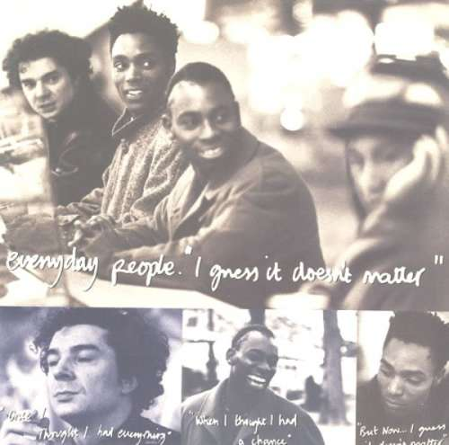 Bild Everyday People (5) - I Guess It Doesn't Matter (12, Maxi) Schallplatten Ankauf