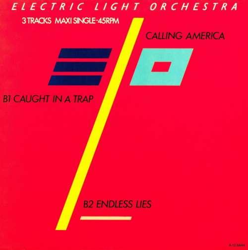 Bild Electric Light Orchestra - Calling America (12, Maxi) Schallplatten Ankauf
