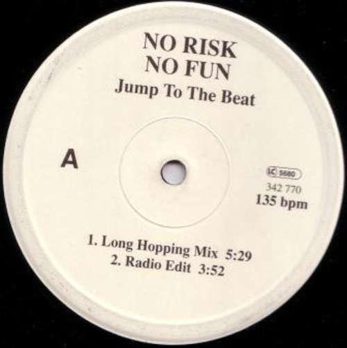 Cover zu No Risk No Fun - Jump To The Beat (12) Schallplatten Ankauf
