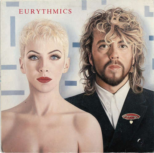 Cover Eurythmics - Revenge (LP, Album) Schallplatten Ankauf