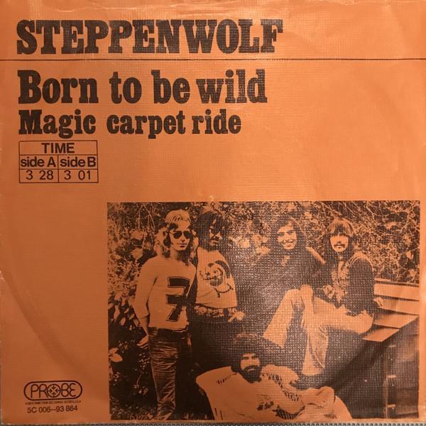 Bild Steppenwolf - Born To Be Wild (7, Single, Bro) Schallplatten Ankauf