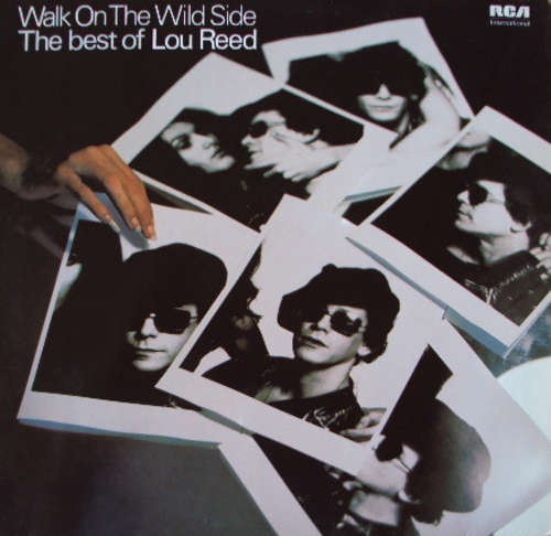 Cover Lou Reed - Walk On The Wild Side - The Best Of Lou Reed (LP, Comp, RE) Schallplatten Ankauf