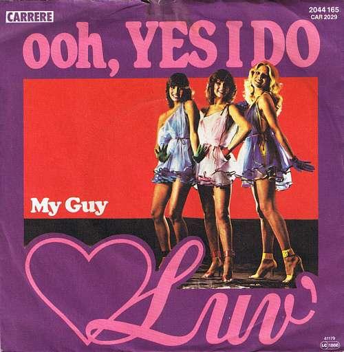 Bild Luv' - Ooh, Yes I Do (7, Single) Schallplatten Ankauf