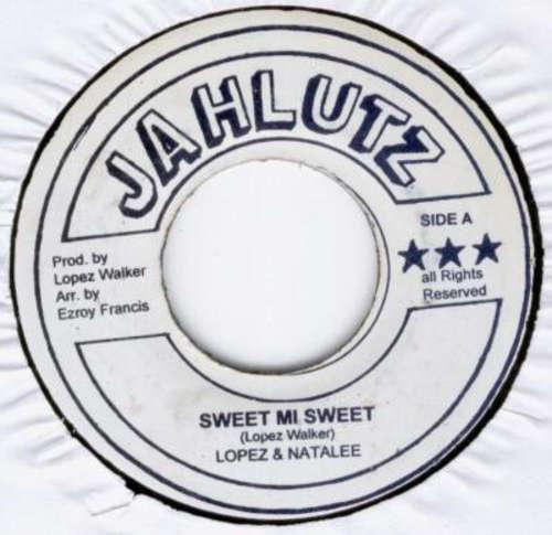 Cover Lopez & Natalee - Sweet Mi Sweet (7, Single) Schallplatten Ankauf