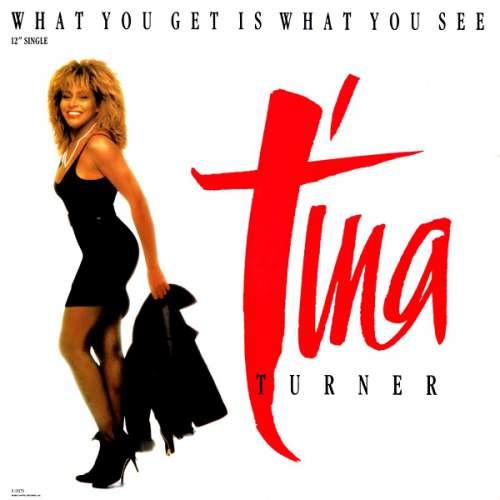 Bild Tina Turner - What You Get Is What You See (12, Maxi) Schallplatten Ankauf