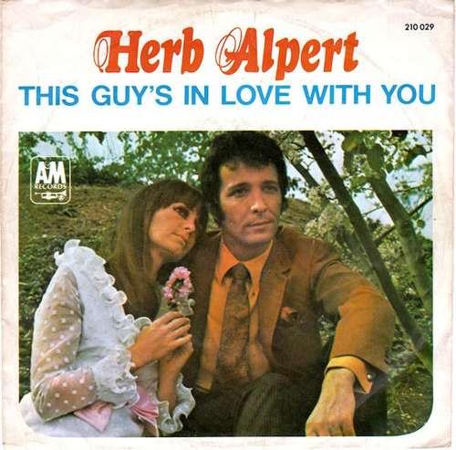 Bild Herb Alpert - This Guy's In Love With You (7, Single, Mono) Schallplatten Ankauf