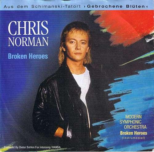Bild Chris Norman - Broken Heroes (7, Single) Schallplatten Ankauf