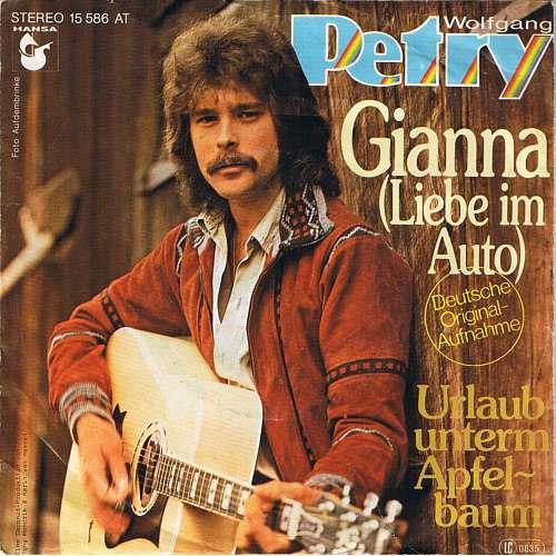 Bild Wolfgang Petry - Gianna (Liebe Im Auto) (7, Single) Schallplatten Ankauf