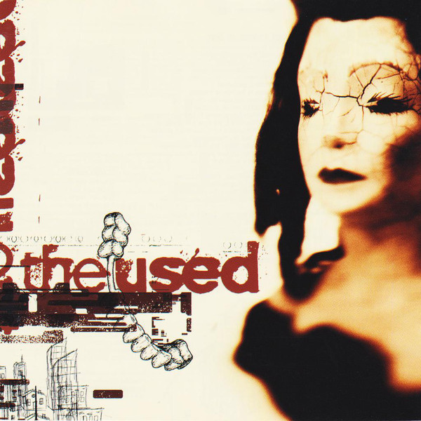 Cover The Used - The Used (CD, Album, Enh) Schallplatten Ankauf