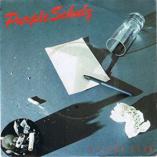 Cover zu Purple Schulz - Kleine Seen (7, Single) Schallplatten Ankauf