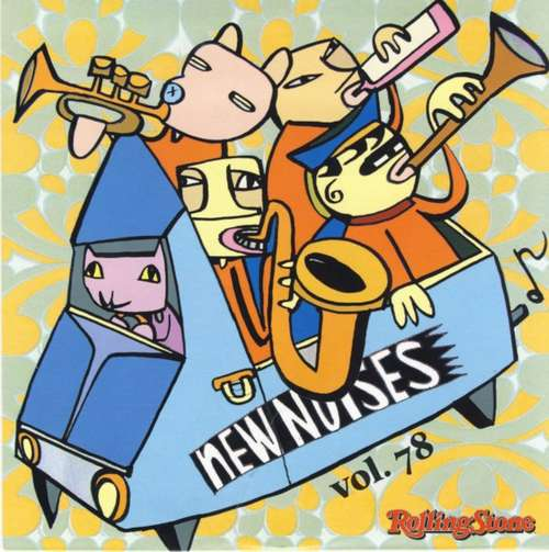 Cover zu Various - New Noises Vol. 78 (CD, Comp) Schallplatten Ankauf