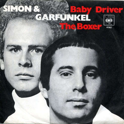 Bild Simon & Garfunkel - Baby Driver / The Boxer (7, Single) Schallplatten Ankauf