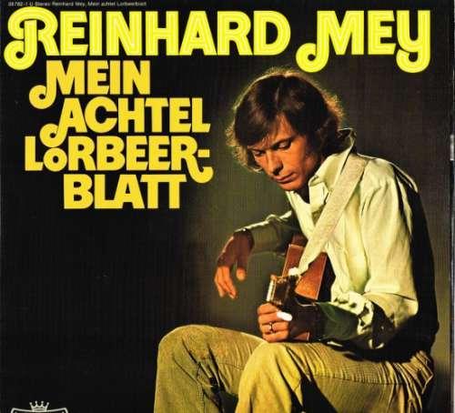 Bild Reinhard Mey - Mein Achtel Lorbeerblatt (LP, Album, Gat) Schallplatten Ankauf