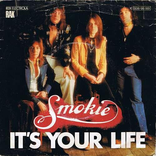 Bild Smokie - It's Your Life (7, Single) Schallplatten Ankauf