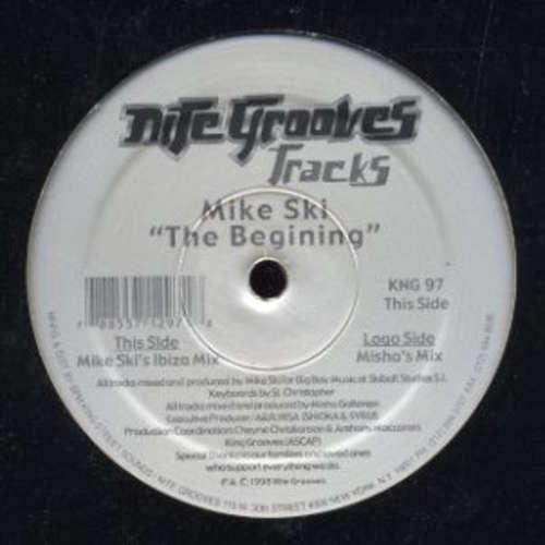 Cover zu Mike Ski - The Begining (12) Schallplatten Ankauf