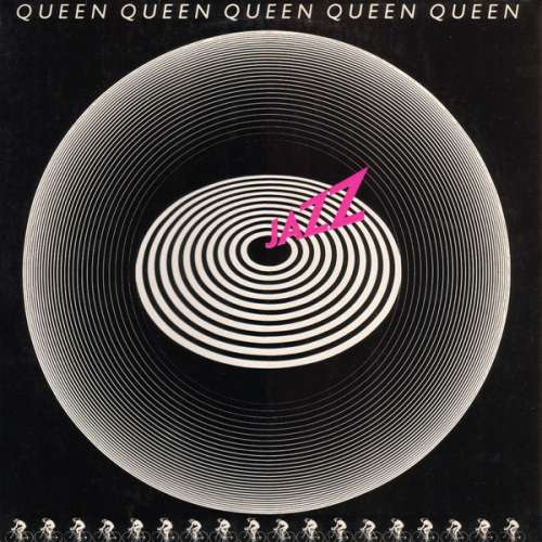 Cover Queen - Jazz (LP, Album, Gat) Schallplatten Ankauf