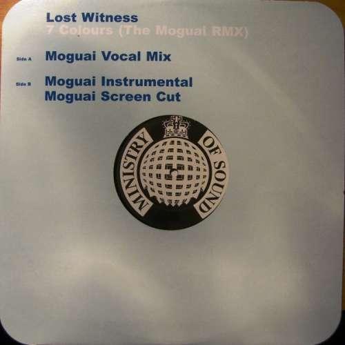 Bild Lost Witness - 7 Colours (The Moguai Rmx) (12) Schallplatten Ankauf