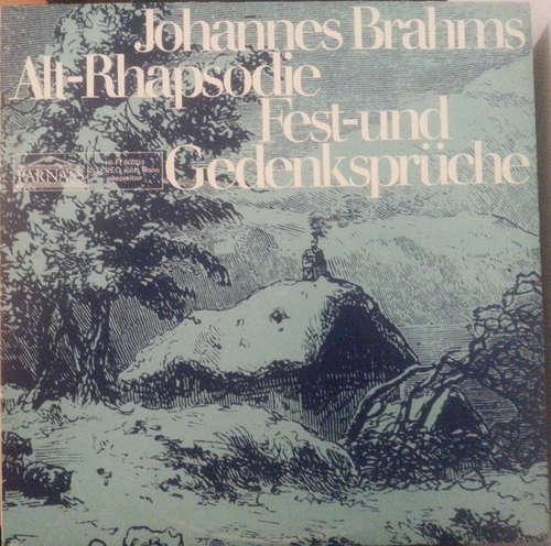 Bild Johannes Brahms - Alt-Rhapsodie/ Fest- Und Gedenksprüche (10) Schallplatten Ankauf