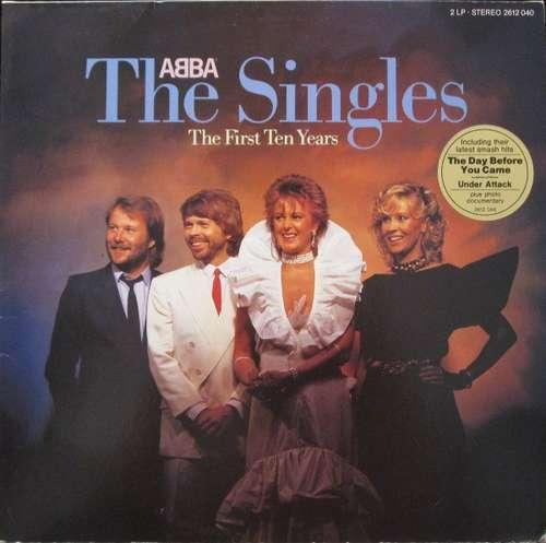 Cover zu ABBA - The Singles (The First Ten Years) (2xLP, Comp) Schallplatten Ankauf