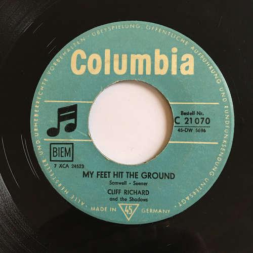 Bild Cliff Richard & The Shadows - My Feet Hit The Ground (7, Single, RE) Schallplatten Ankauf