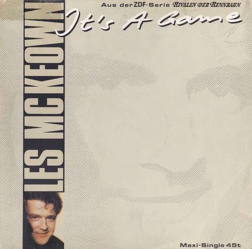 Bild Les McKeown - It's A Game (12, Maxi) Schallplatten Ankauf
