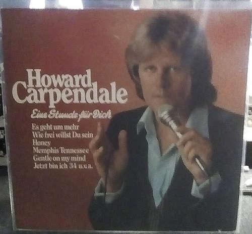 Cover Howard Carpendale - Eine Stunde für Dich (LP, Album) Schallplatten Ankauf