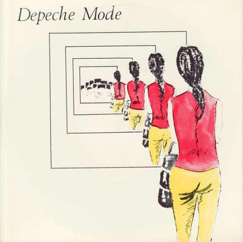 Cover Depeche Mode - Dreaming Of Me (7, Single) Schallplatten Ankauf
