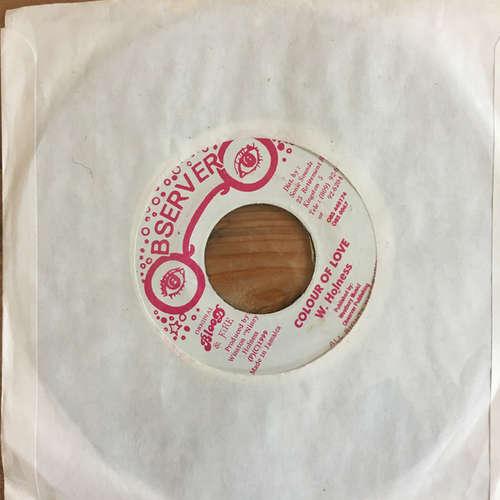 Bild Freddie McGregor & Maria Revella - Love Has No Colour (7, Single) Schallplatten Ankauf