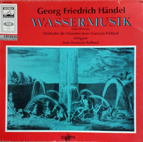 Bild Georg Friedrich Händel, Orchestre De Chambre Jean-François Paillard - Wassermusik (LP, Album) Schallplatten Ankauf
