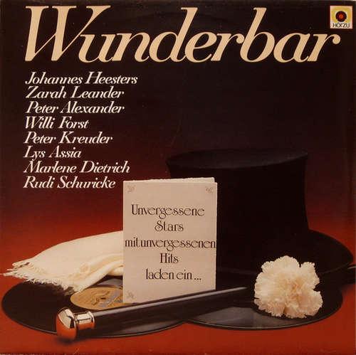 Bild Various - Wunderbar - Unvergessene Stars Mit Unvergessenen Hits Laden Ein... (LP, Comp) Schallplatten Ankauf