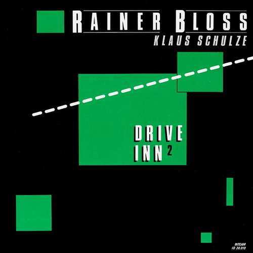 Cover Rainer Bloss & Klaus Schulze - Drive Inn 2 (LP, Album) Schallplatten Ankauf