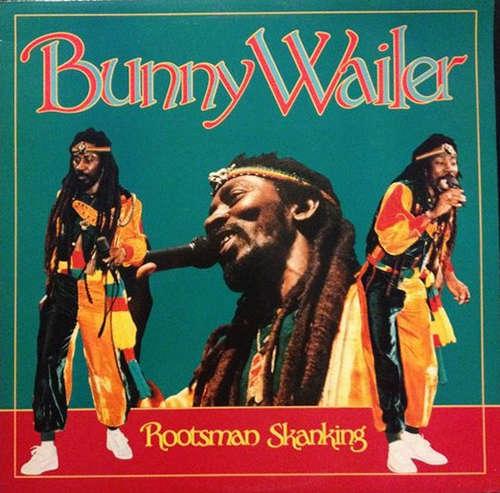 Cover Bunny Wailer - Rootsman Skanking (LP, Album) Schallplatten Ankauf