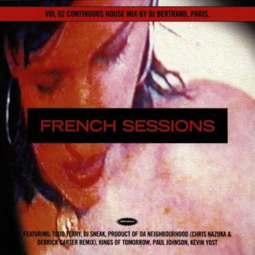 Bild DJ Bertrand - French Sessions Vol 02 (CD, Comp, Mixed) Schallplatten Ankauf