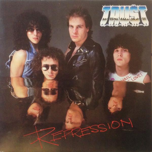 Bild Trust (2) - Repression (LP, Album) Schallplatten Ankauf