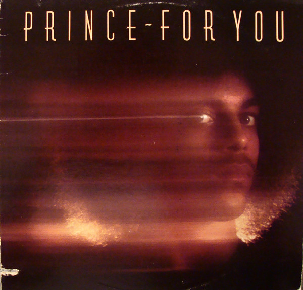 Cover zu Prince - For You (LP, Album, Win) Schallplatten Ankauf