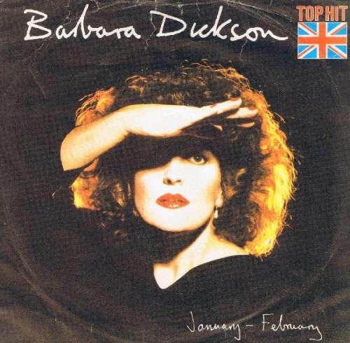 Bild Barbara Dickson - January - February (7, Single) Schallplatten Ankauf
