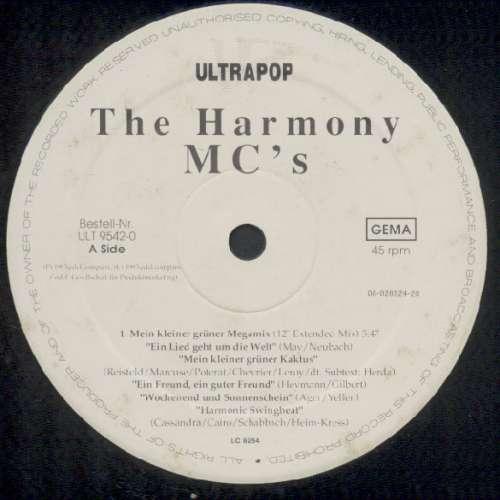 Bild The Harmony MC's - Mein Kleiner Grüner Megamix (12, Promo) Schallplatten Ankauf