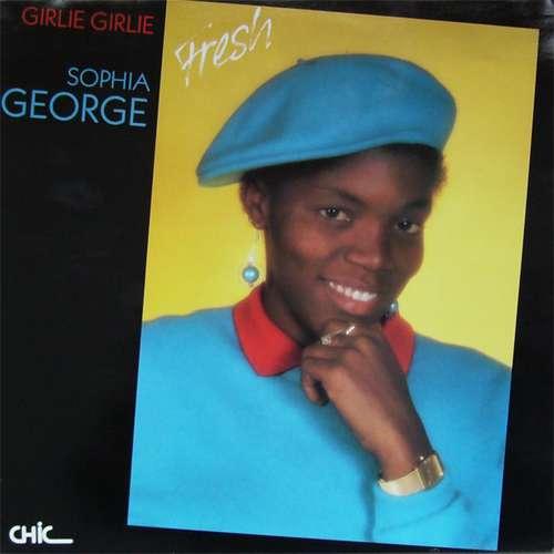 Cover Sophia George - Fresh (LP, Album) Schallplatten Ankauf