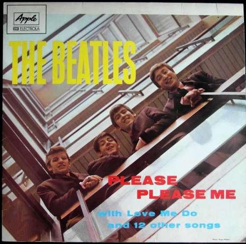Cover The Beatles - Please Please Me (LP, Album, RE) Schallplatten Ankauf
