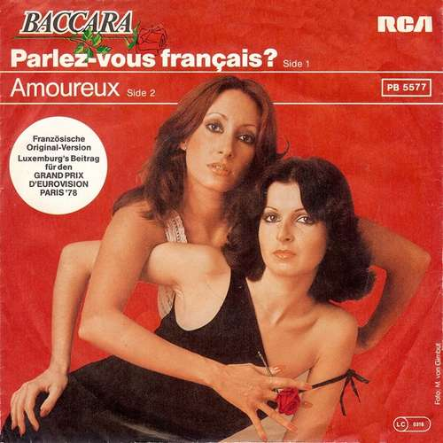 Bild Baccara - Parlez-vous Français? (7, Single) Schallplatten Ankauf