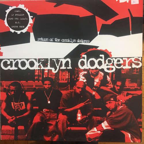 Cover Crooklyn Dodgers '95 - Return Of The Crooklyn Dodgers (12, Single) Schallplatten Ankauf